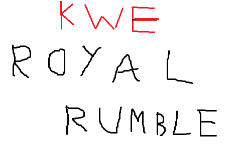 Matchs de K.W.E Royal Rumble
