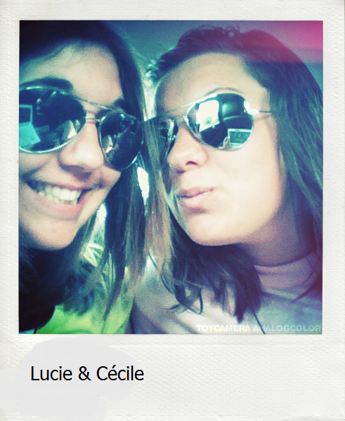 Lucie, une soeur en OR ! :D