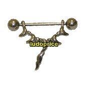 piercing teton sur le site http://ile-aux-piercings.fr piercing téton pas cher