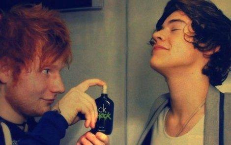 Harry et Ed.