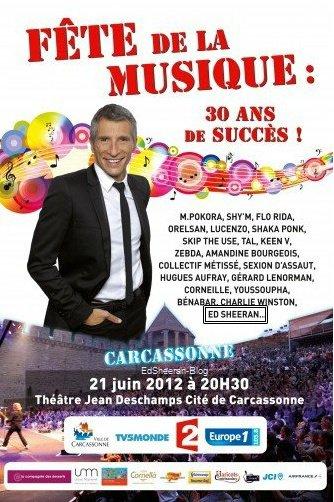 Fête de la Musique de Carcassonne !