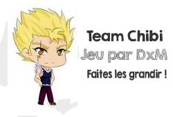 La team chibi