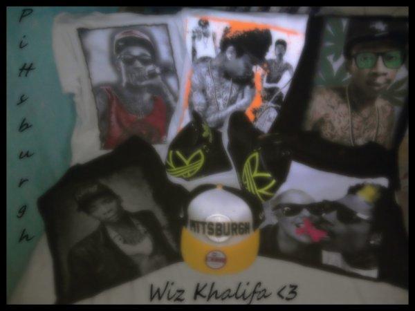 Mes T-Shirt Wiz <3