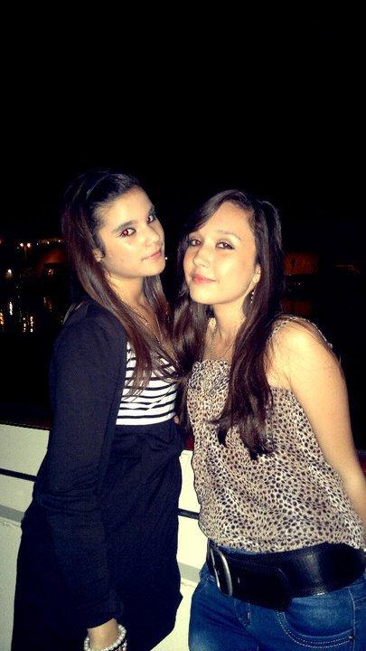 Melissa &. Marine.. ♥
