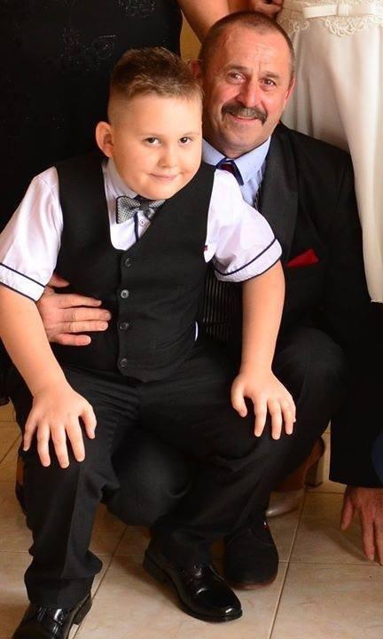 Mon frère et mon petit-fils