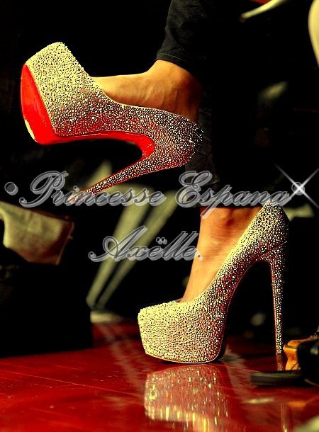 Ma paires de Louboutins. *_*