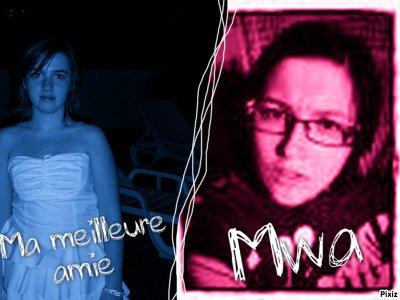 Mwa et ma meilleure amie