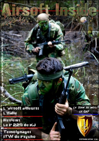 Airsoft Inside ..