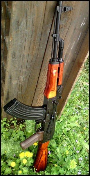 AK 47 de chez LCT