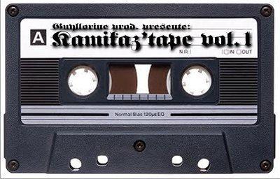 Kamikaz tape !