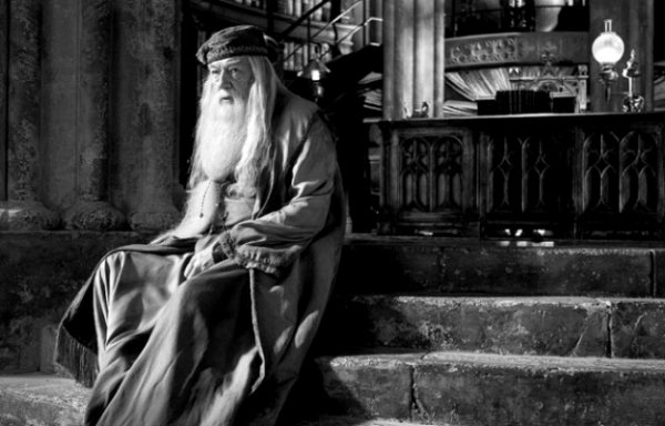 La rentrée à Poudlard d'Albus Dumbledore