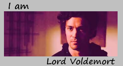 Chapitre 33 : Lord Voldemort