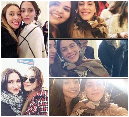 News : Photos prises des fans avec Tini lors de son séjour à Cannes pour les NRJ Music Awards 2016