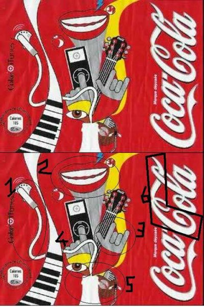Coca-Cola MESSAGES SUBLIMINAUX