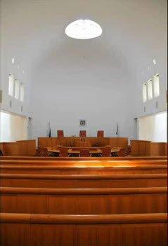 La Cour Suprême d'Israël