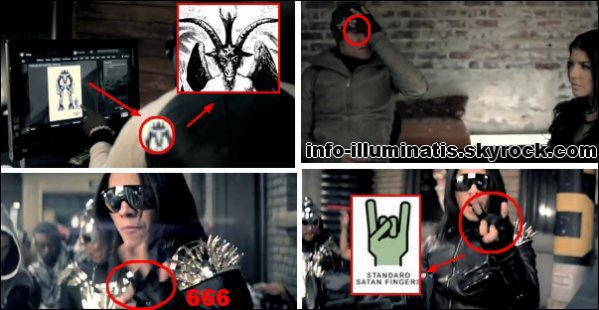 Black Eyed Peas ILLUMINATI