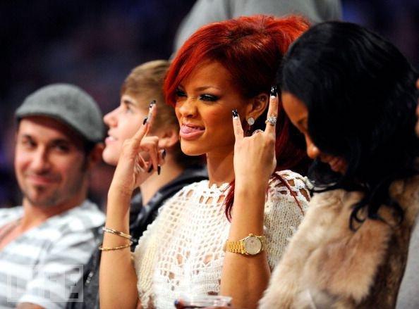 Rihanna Illuminati