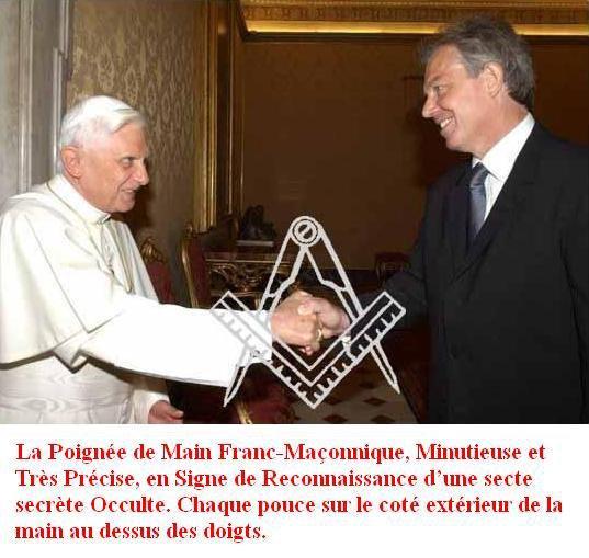 Des Traces Satanique Au Vatican