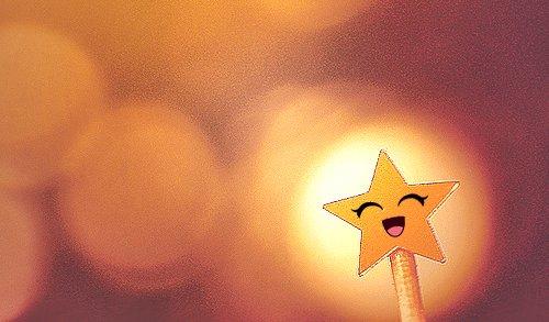 • Si tu m'aimes, je ferais de toi une étoile dans mon univers ♥