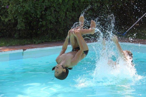 vive la piscine!