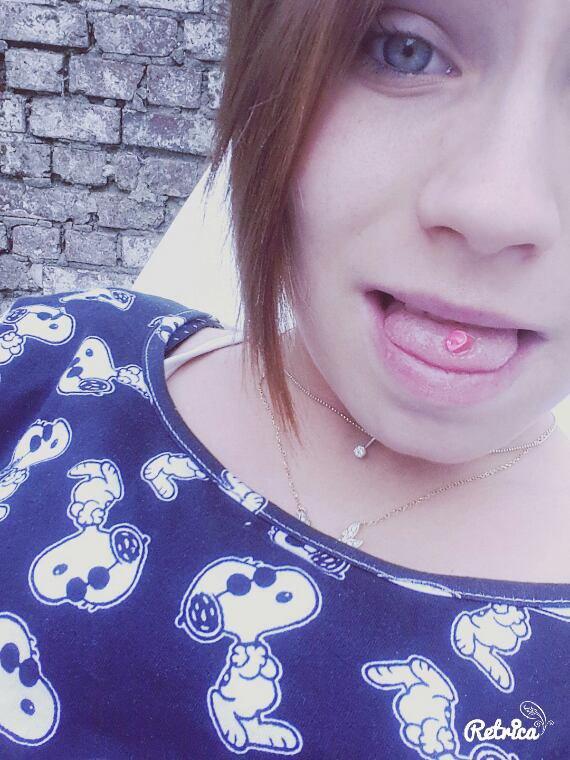 Nouveau piercing ❤