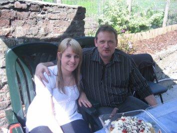 mon père et moi :D :D :D