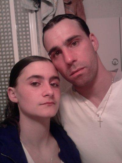 et encore une foto de mon et mon homme