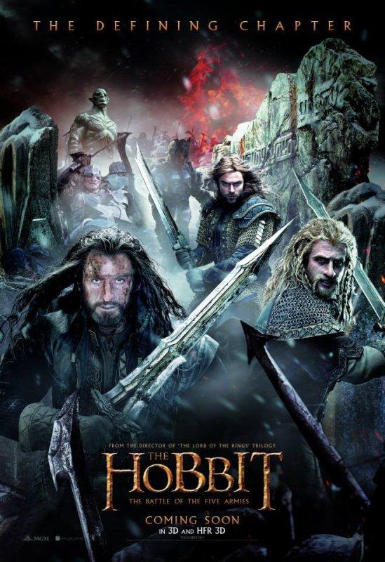 HS Le Hobbit (Partie 6)