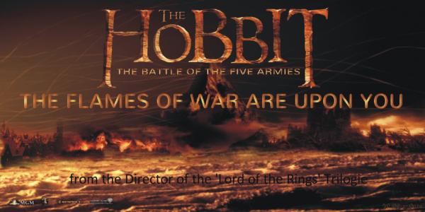 HS Le Hobbit (Épilogue)