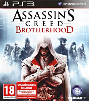 Assassin's creed : Brotherhood.
