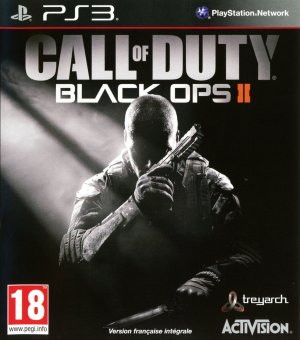 Call of duty : Black ops  II.