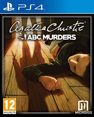 Agatha Christie : The ABC murders.