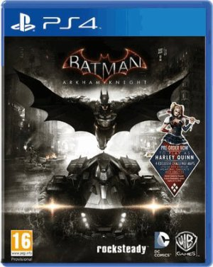 Batman : Arkham Knight.