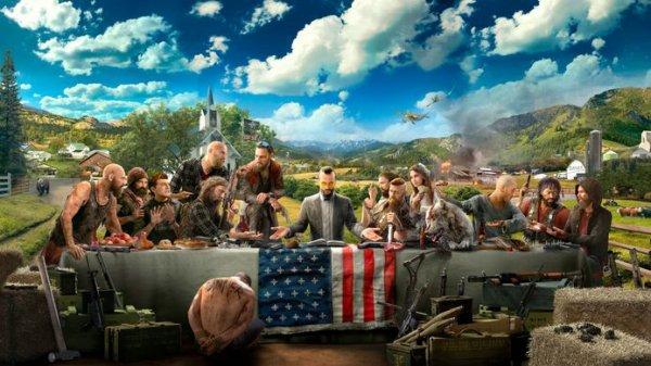 Far cry 5 .
