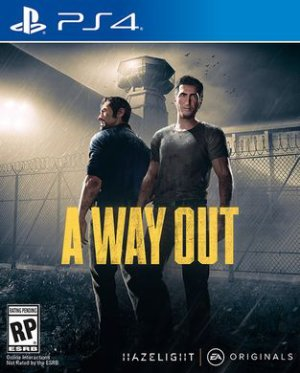 A way out.
