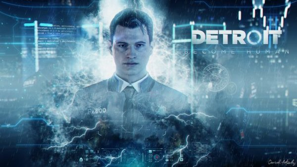 Detroit : Become human .