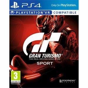 Gran Turismo - Sport.