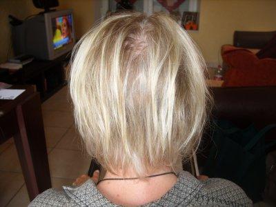 Coupe cheveux long plat