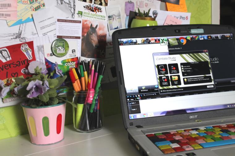 DIY Organiser son bureau 📌📎