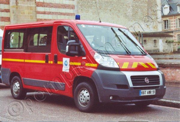VTP 02 FIAT DUCATO II HDI100 Multijet REIMS-MARCHANDEAU