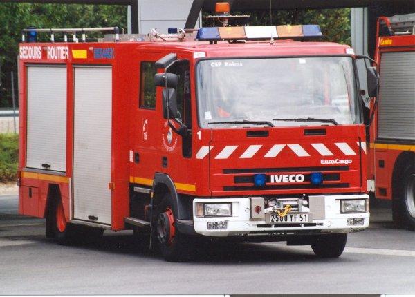 FSR IVECO 100E18 BEMAEX REIMS-MARCHANDEAU