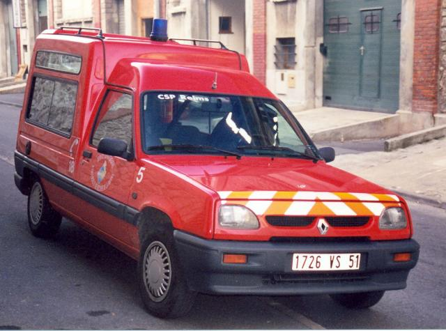 ANCIENNE VLTP RENAULT EXPRESS 1.4L ESSENCE REIMS-WITRY