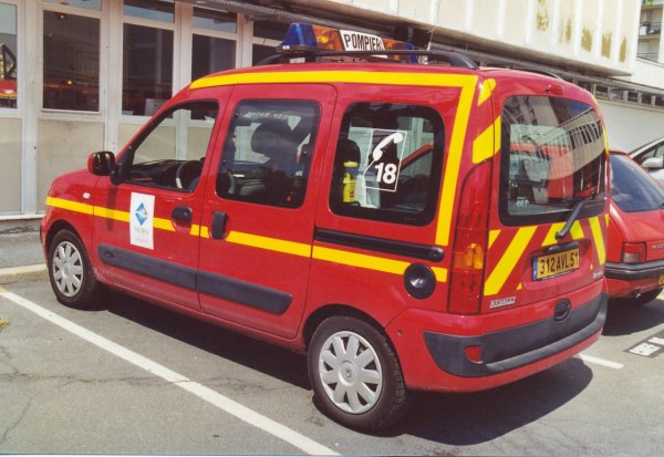 ANCIEN VLCG RENAULT KANGOO 1.5DCi CIS REIMS-WITRY