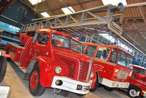 ANCIENNE EPA N°2 BERLIET GLR MAGIRUS REIMS-WITRY