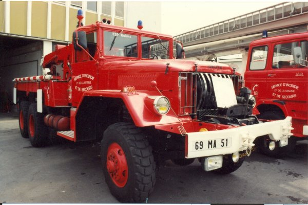 ANCIEN CG DEUTZ REIMS-WITRY