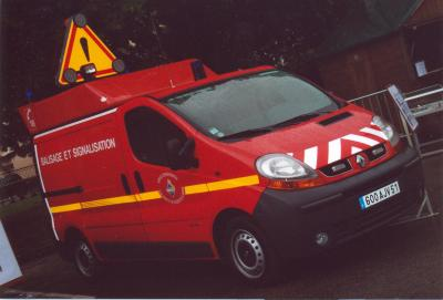 ANCIEN VBS RENAULT TRAFFIC PHASE II DCi80 CHALONS-EN-CHAMPAGNE