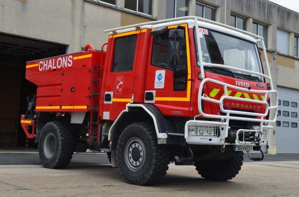 CCFM IVECO 140e24 EUROCARGO SIDES CHALONS-EN-CHAMPAGNE