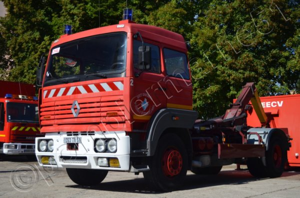 VPCE N°2 RENAULT G300 CHALONS-EN-CHAMPAGNE