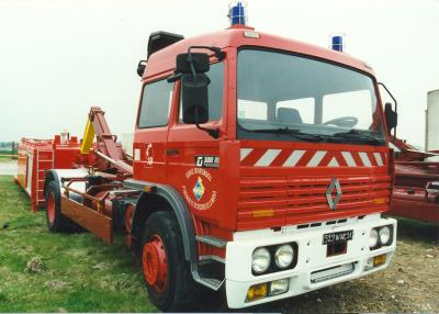 ANCIEN VPCE N°2 RENAULT G300 CHALONS-EN-CHAMPAGNE