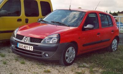 VL MERLIN RENAULT CLIO PHASE II 1.9DTi EPERNAY